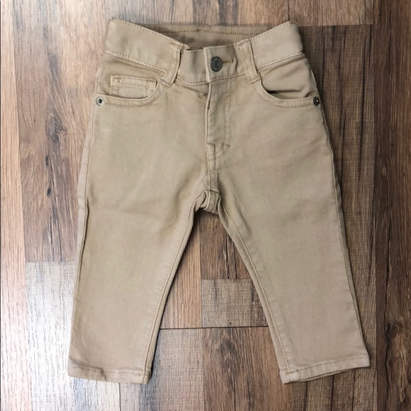 Gymboree Boys Blue Pull on Elastic Waist Pants NWT